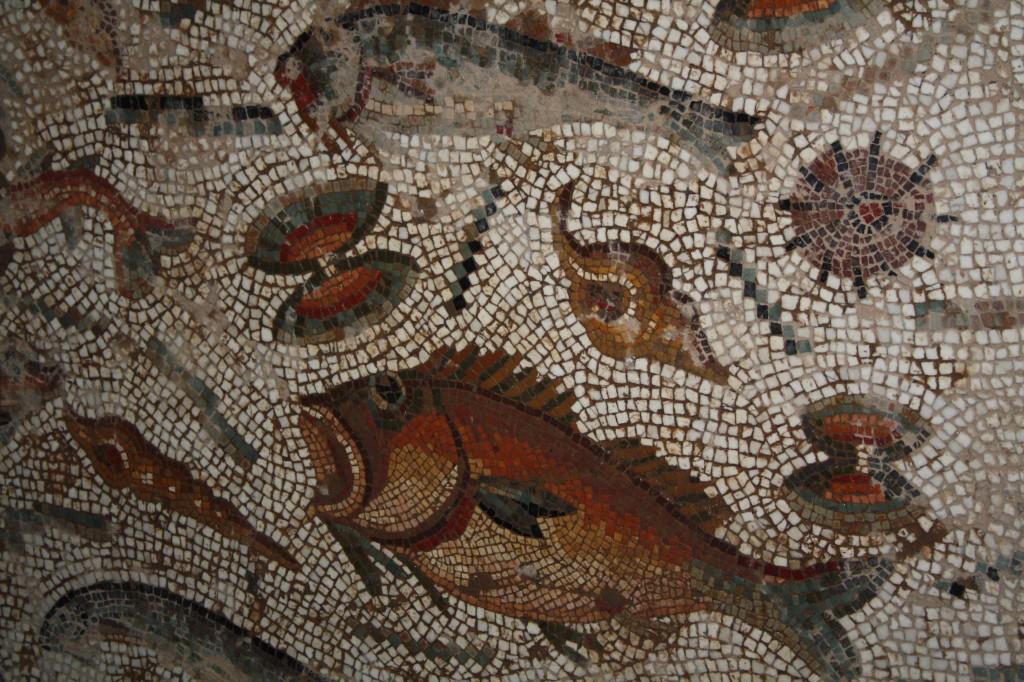 Mosaïques de Bulla Regia (Tunisie)